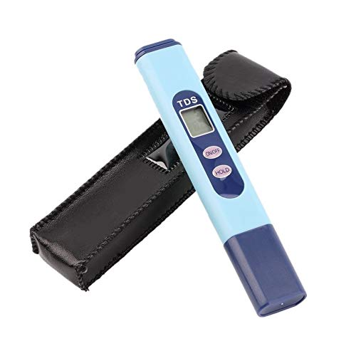 Protable Digital TDS Wasserzähler Tester Stift Tap Mineralwasserqualität Filter Reinheit Monito 0 0 9990mg / l (PPM) Messwerkzeug -