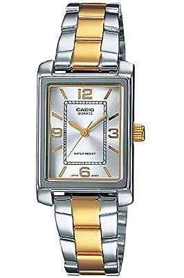 Reloj Casio - mujer LTP-1234PSG-7A