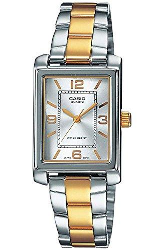 Reloj Casio – mujer LTP-1234PSG-7A