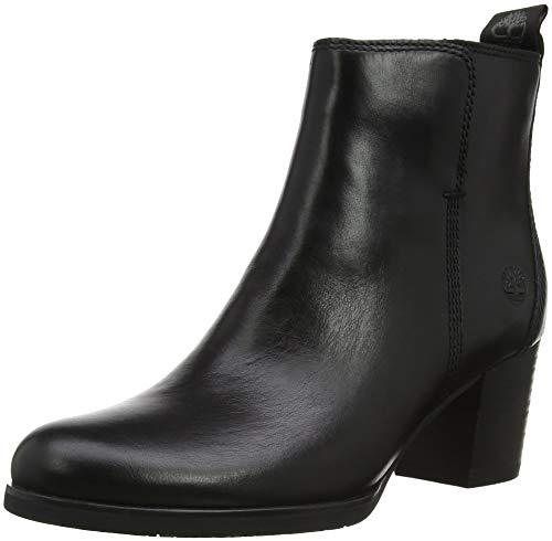 Timberland Damen Eleonor Street Chukka Boots, Schwarz (Jet Black Eurovintage), 37.5 EU