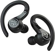 JLab Audio Epic Air Sport ANC echt draadloze oordopjes, bluetooth draadloze hoofdtelefoon en usb oplaadcase me
