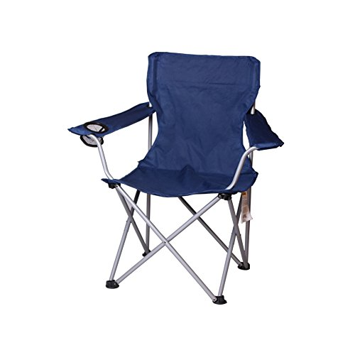 Folding Chair Outdoor Camping Portable Armchairs Picnic Grill Sketching Party Beach Courtyard Moonlit Balcony Leisure Fishing Chair Large Aluminum Alloy Oxford Cloth Chair