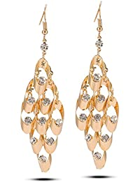 YouBella Fashion Jewellery Designer Party Wear Earrings For Girls And Women