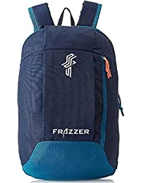 Frazzer Unisex Outdoor Travel Rucksack for Small Hiking, Cycling, Picnic, Camping & Multipurpose 15 L Backpack (Blue)