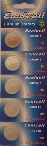 10 X CR2016 DL2016 5000LC CR 2016 Batterien Cells Lithium 3V