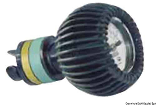 Bravo SP119 ADJ-Manometer für Push Push Ventile, Druck:bis 0.5 bar (Schlauchboot Manometer)
