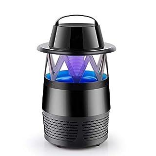 ATR Mückenfalle, Nicht-Strahlung stummes Schlafzimmer 360-Grad-LED-Mückenvernichtungslampe effektive und intelligente Mückenfängerfalle Indoor Outdoor Schlafzimmer Babyzimmer