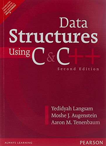 Data Structures Using C and C+