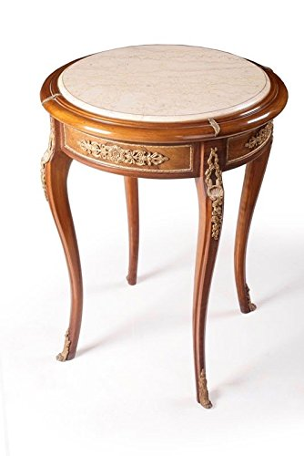 Table baroque table d'appoint de style antique Louis XV MoTa0283-2