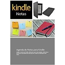 Kindle Notes: Agenda de Notas para Kindle (Portuguese Edition)