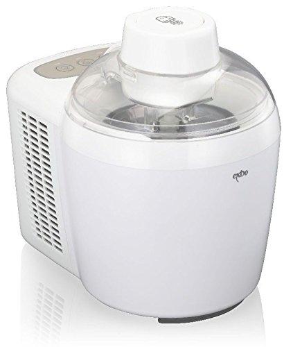 exido Speiseeisbereiter Eismaschine Eisbereiter bis -17 Grad Celsius