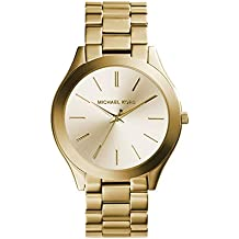 Michael Kors Women's Analog Quartz Watch with Stainless Steel Strap MK3179