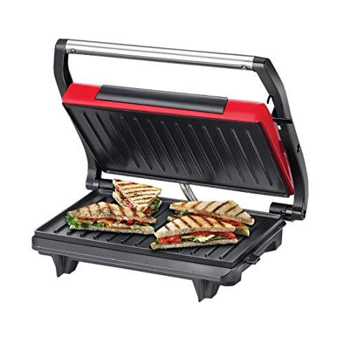 Prestige Peg 3.0 Non Stick Electric Grill with Heat resistant Indicator, Multicolour