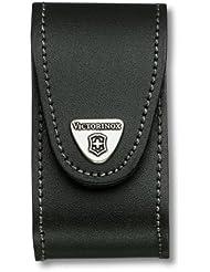 Victorinox Etuis-ceinture pour Couteau suisse, cuir véritable, avec clip pivotant (40410)