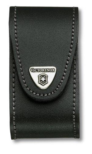 Victorinox Zubehör Gürteletui schwarz mit Drehclip Mantel one size