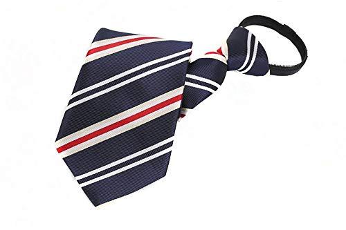 Xzwdiao Krawatten Fauler Reißverschluss Mit Reißverschluss 8Cm, Swll-11 (Bekleidung Fauler)