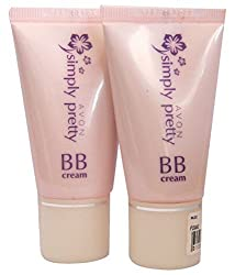 AVON New York Simply Pretty BB Cream Nude 18g