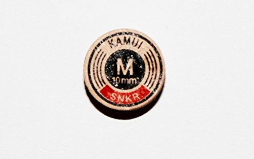 Kamui Original Snooker Mehrschichtleder, 10mm, medium