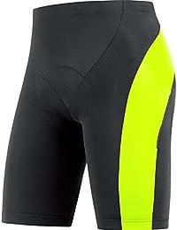 Gore Bike Wear +Element - Mallas cortas para hombre, multicolor