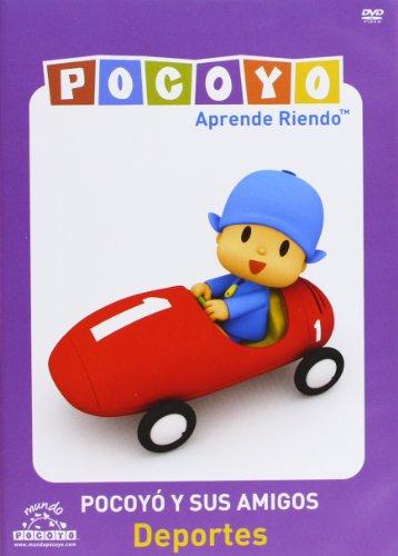 Pocoyo Y Sus Amigos: Deportes (Import Dvd) (2012) Personajes Animados