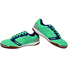 Luanvi FS STADIUM - Zapatillas de fútbol Sala, Unisex Adultos, Verde 43