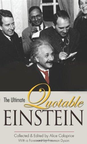 The Ultimate Quotable Einstein by Albert Einstein (2010-10-31)
