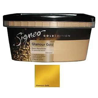 Wandfarbe Gold Effekt Heimwerker Markt De