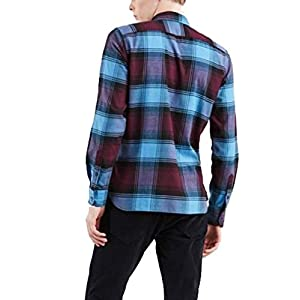 Camisa Levi´s LS Pacific Morado