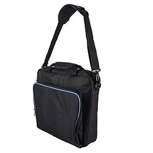 Denash Schutztasche Anti-Shock Staubdichte Tasche Tragetasche Travel Handtasche für PlayStation4 PS4 Slim