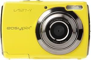 Easypix V527 Candy Digitalkamera gelb 5MP + Tasche