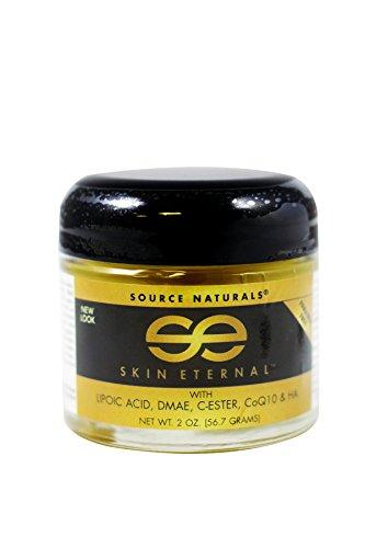 Skin EternalTM Cream - Alpha Liponsäure, DMAE, Ester-C®, Q10 - Dmae Haut Creme