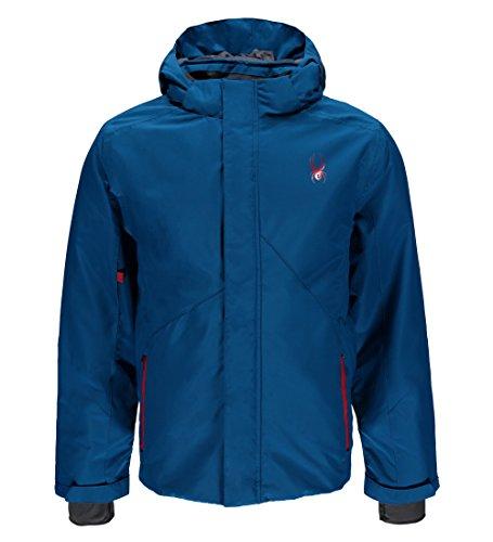 Spyder Transport Ski Jacke, Herren, Concept Blue | 00682510350075