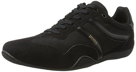 BOSS Orange Herren Pulse_Runn_mx1 10198886 01 Sneaker, Schwarz (Black), 42 EU