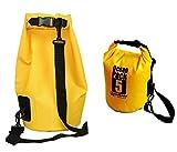 Ocean Pack Waterproof 5 Liters Sports Dry Bag (Multicolor)
