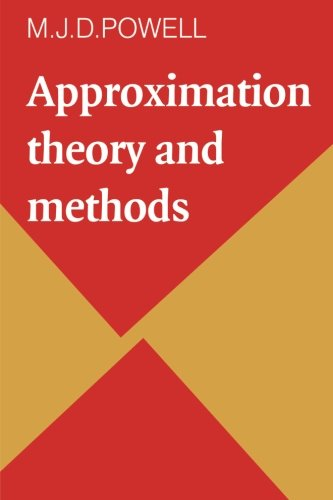 Approximation Theory and Methods Paperback