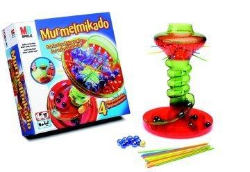 Preisvergleich Produktbild Parker Murmelmikado - 2-4 Spieler ab 5 Jahren