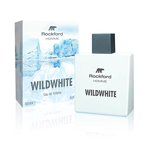 ROCKFORD WILDWHITE EAU DE TOILETTE ML.100 SPRAY POUR HOMME
