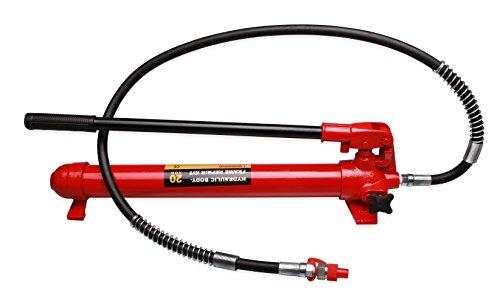 Pompe à main hydraulique manuelle 20 tonnes