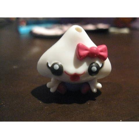 Moshi Monsters Moshlings Mini Figures - Loose Figure Series 1 - KISSY #27 by Spin Master - Kissy Kissy Mini