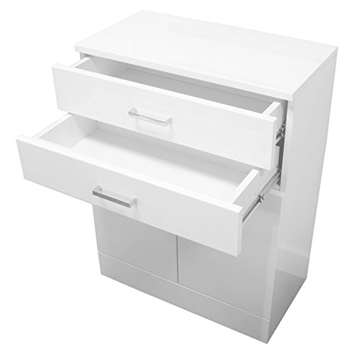 floor cabinets trento freestanding white gloss bathroom cabinet by