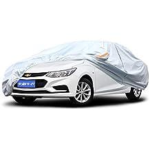 Chezhao (Para Chevrolet) Funda de automóvil al aire libre plateada Oxford Ropa de automóvil
