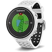 Garmin - Approach S6 - Montre GPS de Golf avec Cartographie Intégrée - Blanc