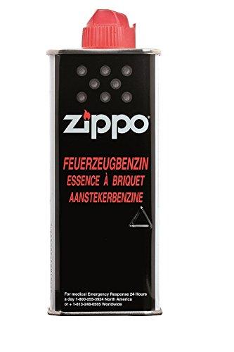 Scopri offerta per 4 x Zippo-carburante per accendini ognuna con 125 ml contenuto