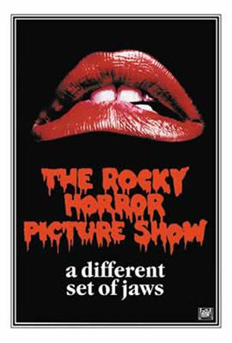 Rocky Horror Picture Show - Poster - a different Set of Jaws + Poster a sorpresa