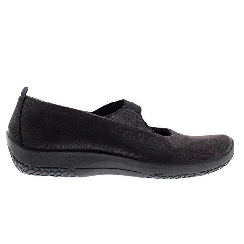 Arcopedico Womens 4671 Leina Black Synthetic Shoes