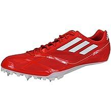 cc5e1ce0e32 Adidas Spikes Atletismo Zapatos Deportivos Sprint Adizero Prime Finesse  Unisex V24296