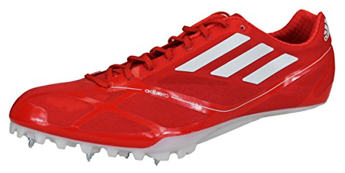 Adidas Spikes Atletica sprint scarpe sportive adizero Prime Finesse Unisex V24296 Taglia 48