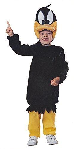 Daffy Duck™-Kostüm für Kinder - 5 bis 7 Jahre
