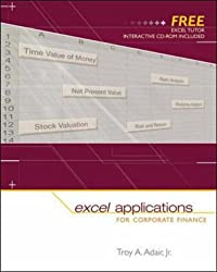 Excel Applications for Corporate Finance