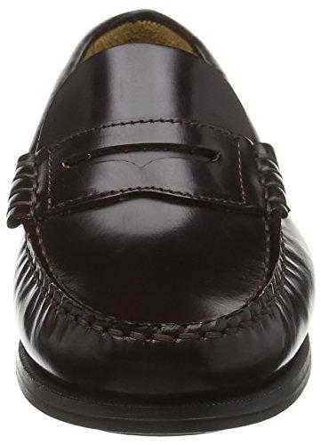 Sebago Plaza Ii, Mocassini Donna Marrone (Cordo Leather)